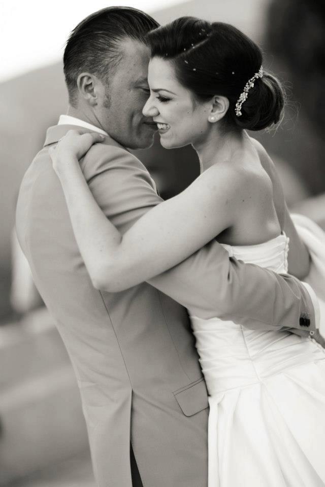 Flo wedding 2