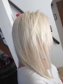 platinium blond