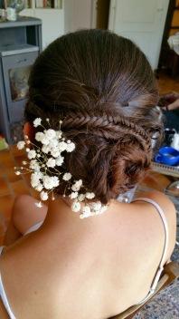braid boho coiffure mariage tresses