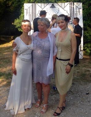 mariage Gatsby Catherine