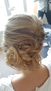 messy braid coiffure mariage